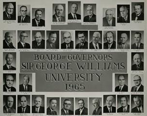 Board of Governors, 1965
