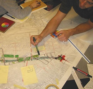 urban studies and planning
