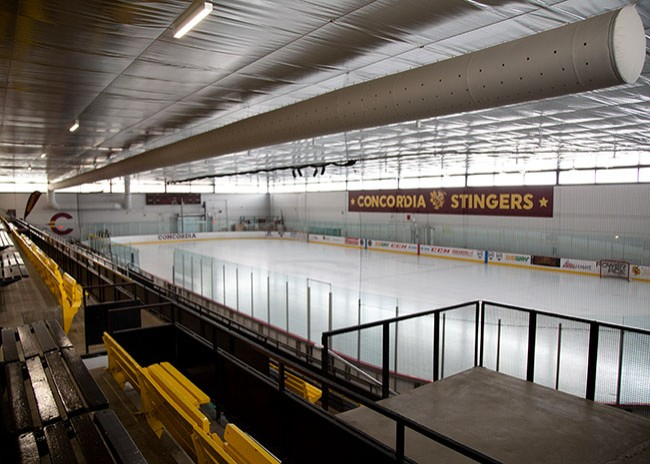 Ed Meagher Arena, Loyola Campus