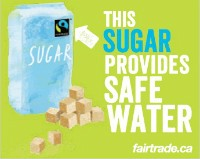 This sugar provides safe water