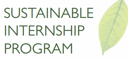 Sustainable Internship Program