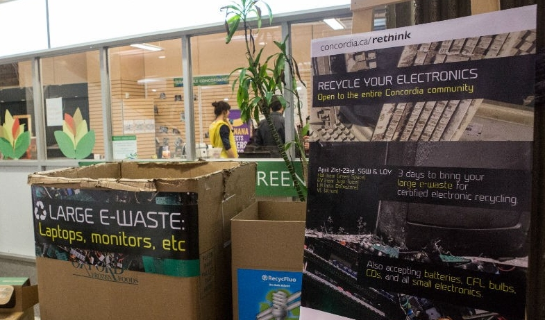 Earth Day 2015 - e-Waste Pickup