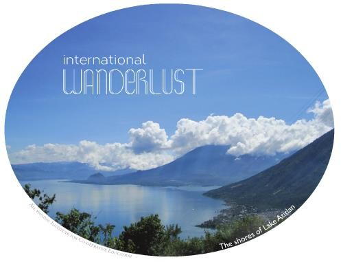 International wanderlust