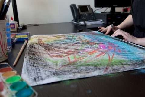 Art Therapy, Creative Arts Therapies (MA)