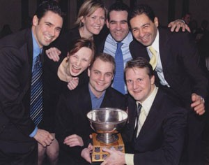 Concordia wins MBA Case Competition at home