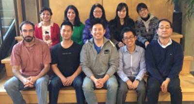 The OH Research group (November 2013)