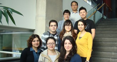 The OH Research group (March 2013)