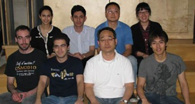 The OH Research group (May 2012)