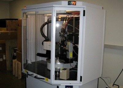 Our dual-source single-crystal X-ray diffractometer