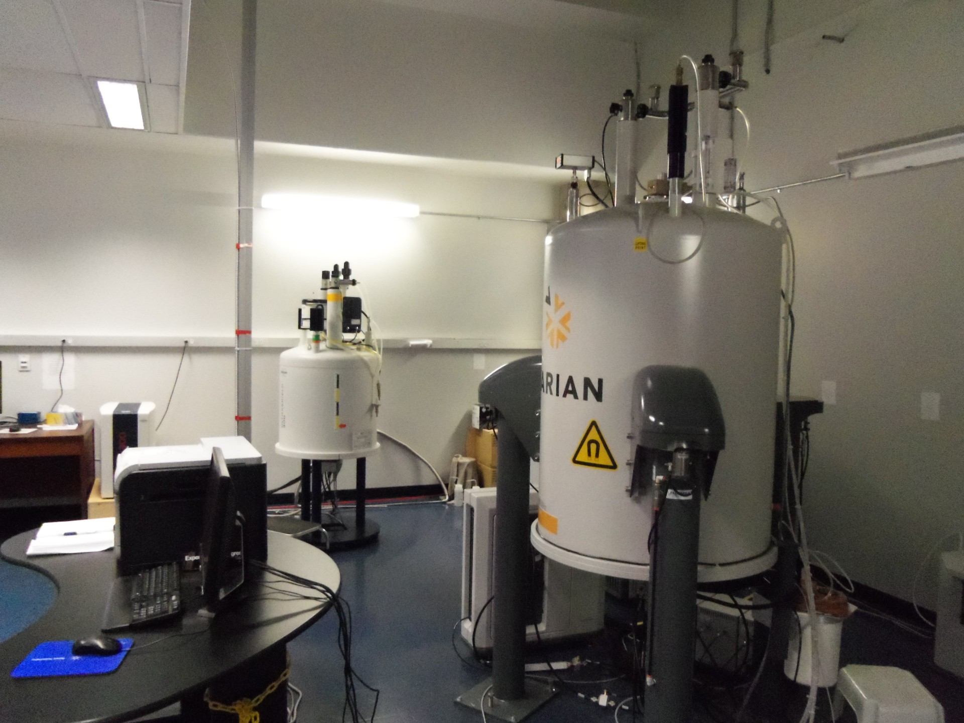 Nuclear Magnetic Resonance Nmr Facility