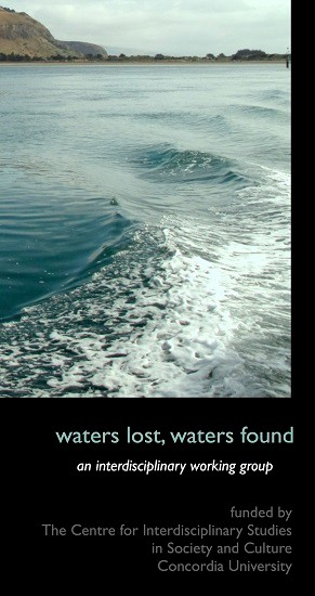 Waters Lost Waters Found Image