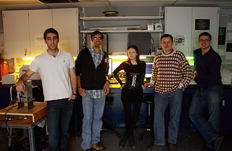 Physics research group