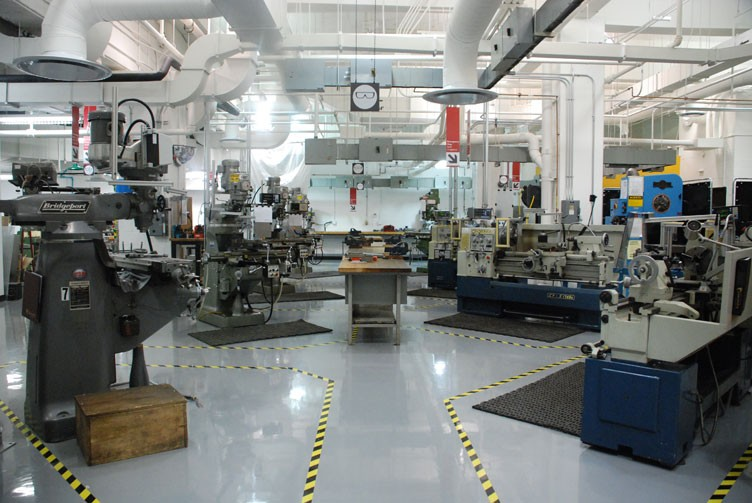 Engineering Design and Manufacturing Lab