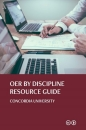 OERByDisciplineResourceGuideBookCoverThumbnail