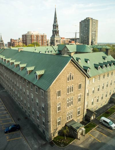 Grey Nuns Building