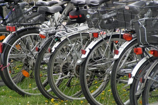 Parking-bicycles
