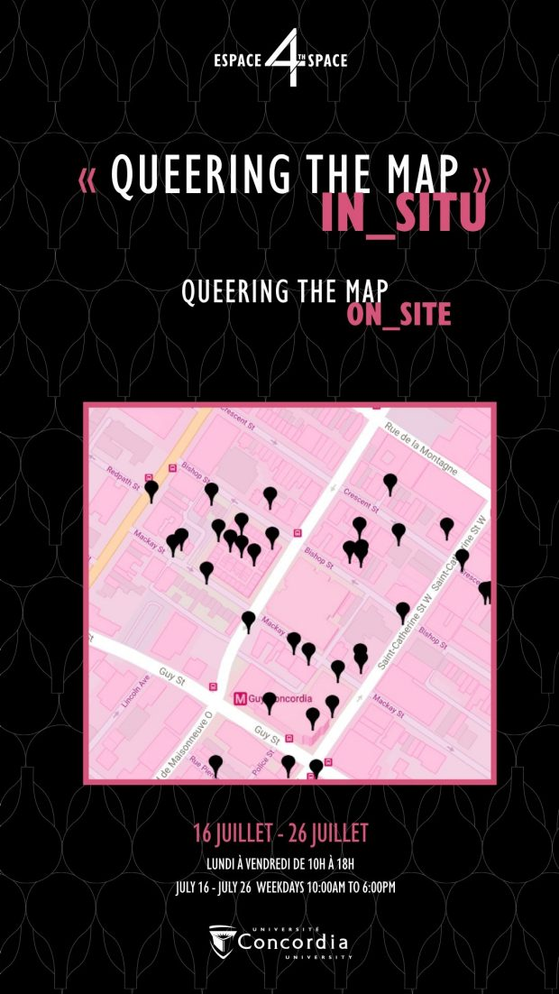 QUEERING THE MAP: ON_SITE