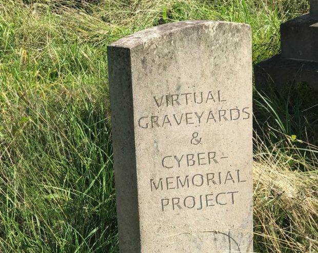 Virtual Graveyards Project