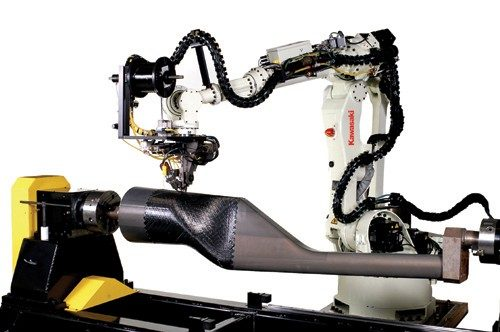 AFP ALT Robot Arm