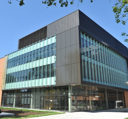 Genomics Building