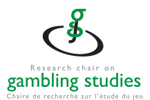 Research Chair on Gambling Studies Logo