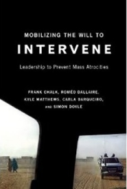 Will to Intervene book cover