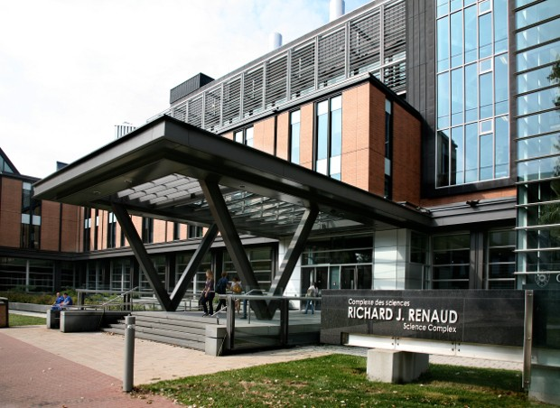 Richard Renaud Science Complex