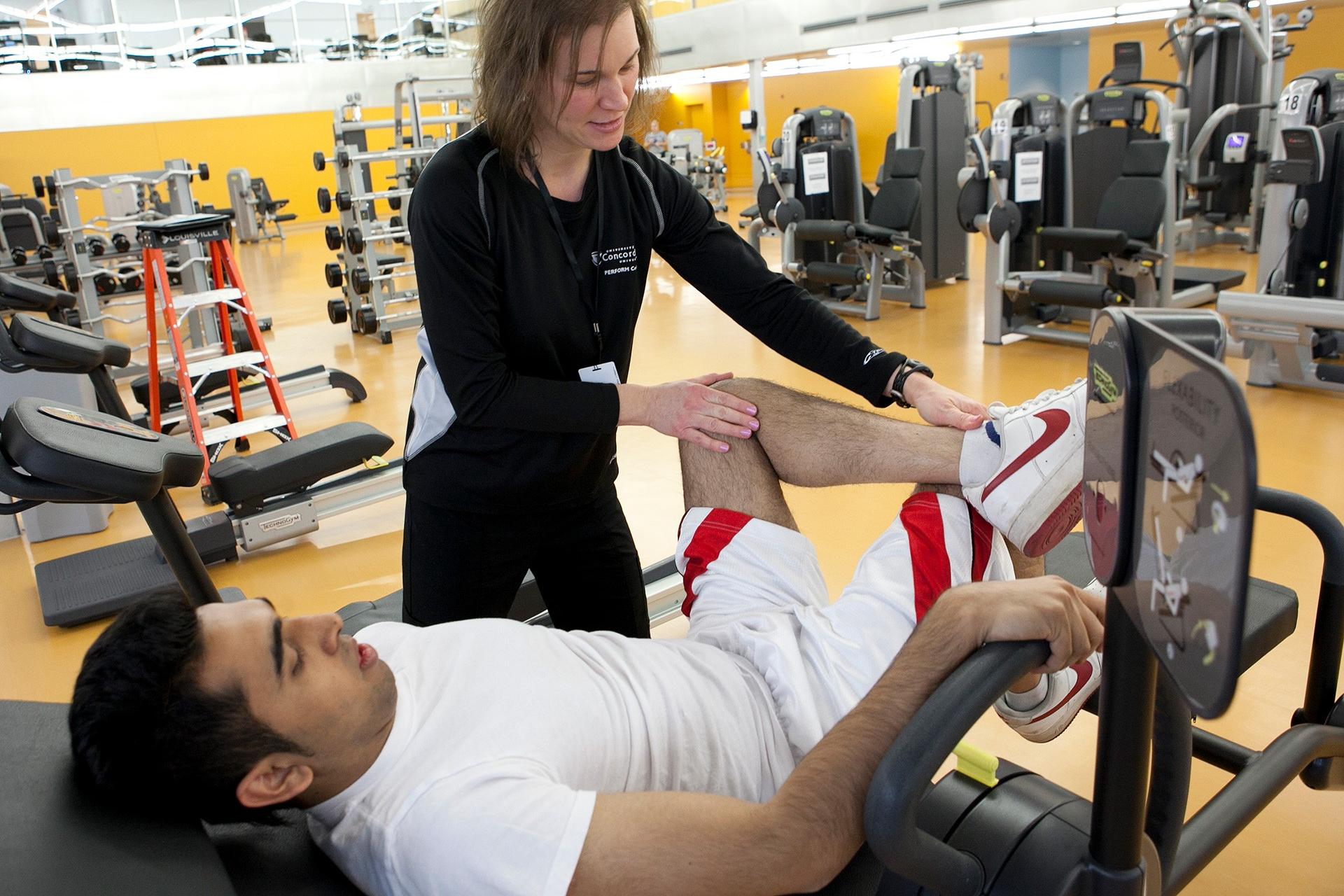 Kinésiologie et physiologie de l'exercice clinique (BSc)