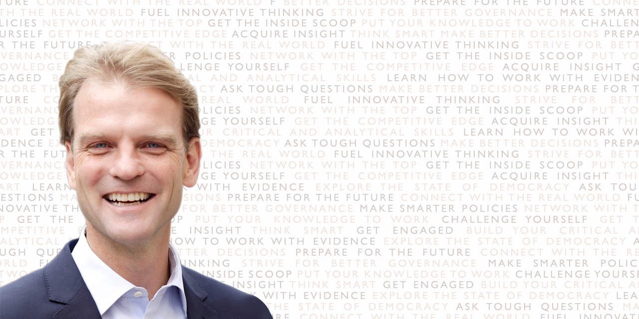 Honourable Chris Alexander
