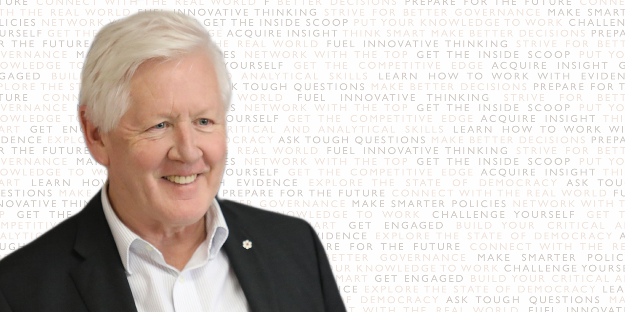 Honourable Bob Rae