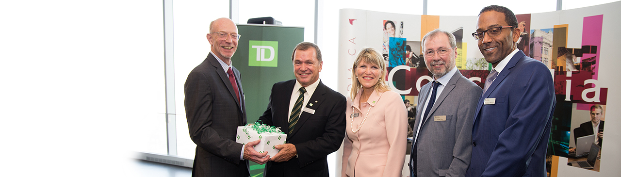 TD Bank Group invests $600,000 in Concordia
