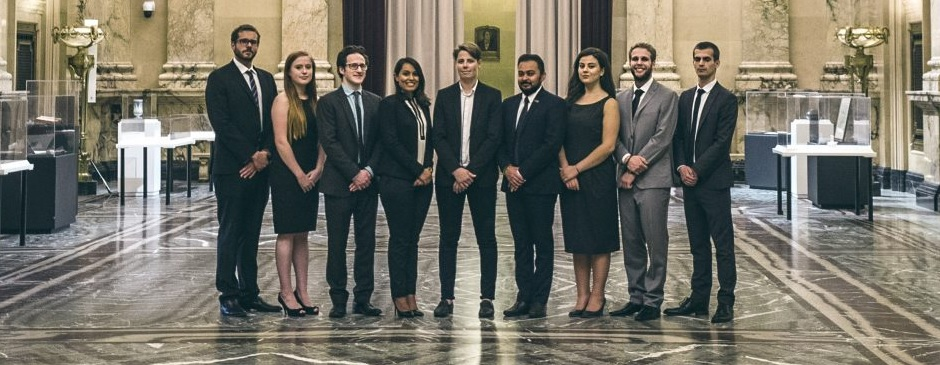 36 MBA student teams contend for the $10,000 Concordia Cup