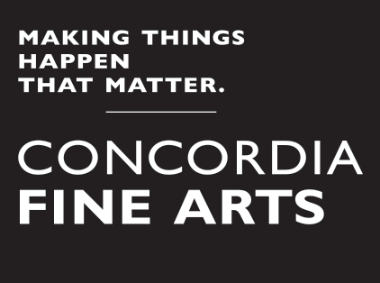Concordia Faculty of Fine Arts