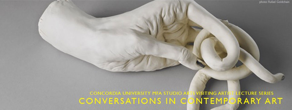 Conversations in Contemporary Art presents Shary Boyle