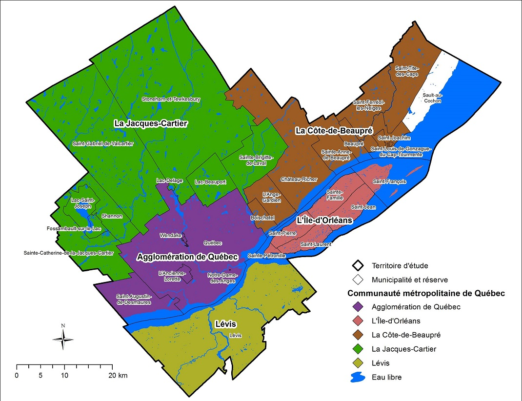 Quebec Topographic Map.Canadian Provincial And Municipal Government Geospatial Data