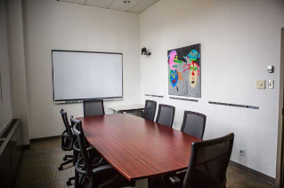 Research clinic: Group consultation room