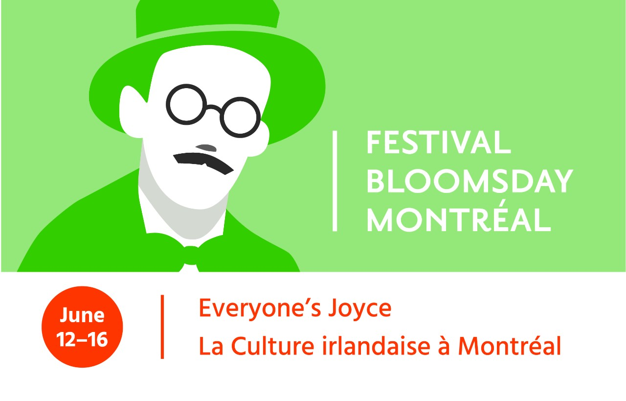 Bloomsday banner