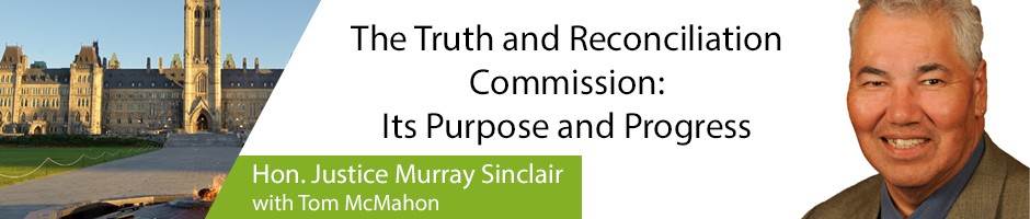 Honourable Justice Murray Sinclair