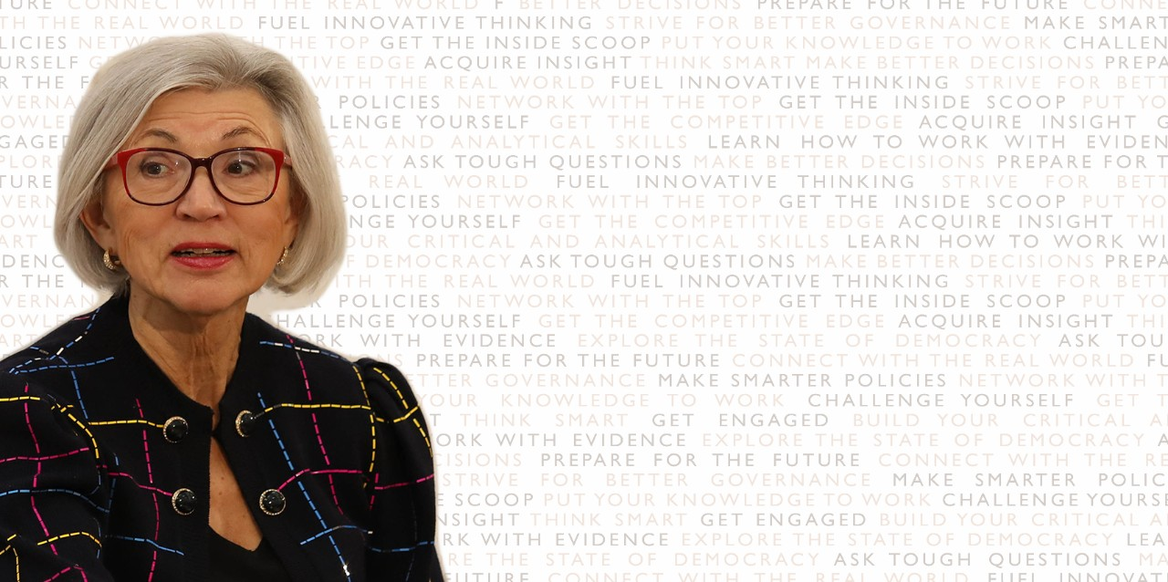 An Evening with...The Right Honourable Beverley McLachlin, P.C., Chief Justice of Canada