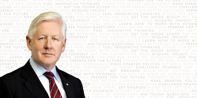 Getting What's Fair: Negotiating on Indigenous Issues in Canadawith Honourable Bob Rae, Senior Partner, Olthuis Kleer Townshend LLP and Former Premier of Ontario and Interim Liberal Party Leader