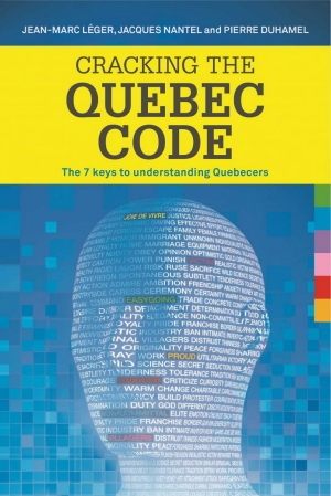 book cover: Cracking the Quebec Code