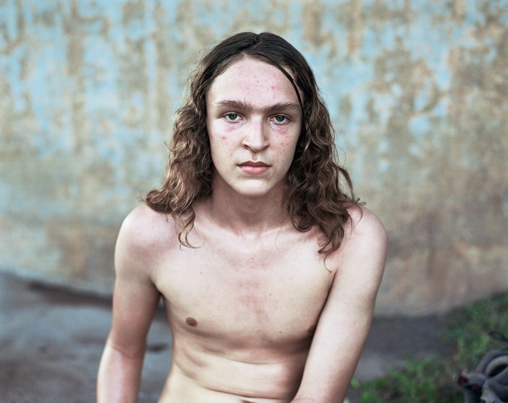 Tema Stauffer, Teenage Boy, Austin, Texas, 2007