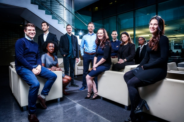 Concordia University's first cohort of Public Scholars