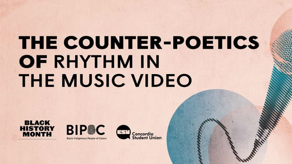 The counter-poetics of rhythm in the music video