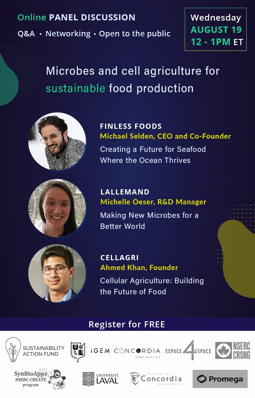 Microbes and cell agriculture for sustainable food production