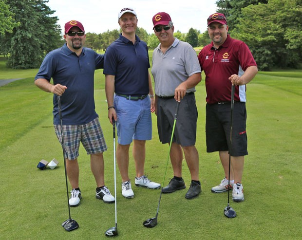 Stingers Maroon and Gold Golf Classic