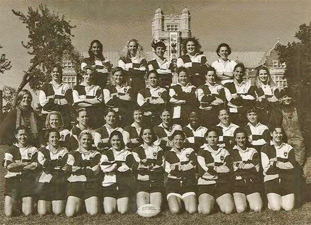 Women's Rugby, 1998