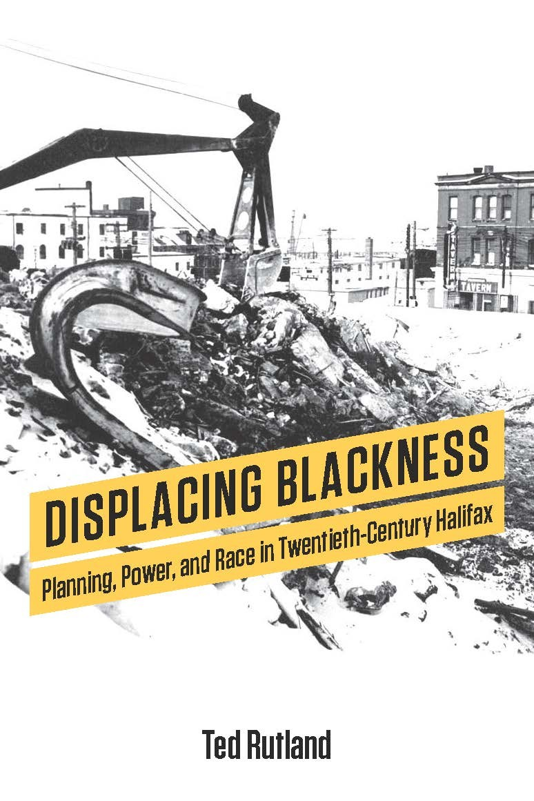 Ted Rutland explores links between anti-blackness and urban planning in new book