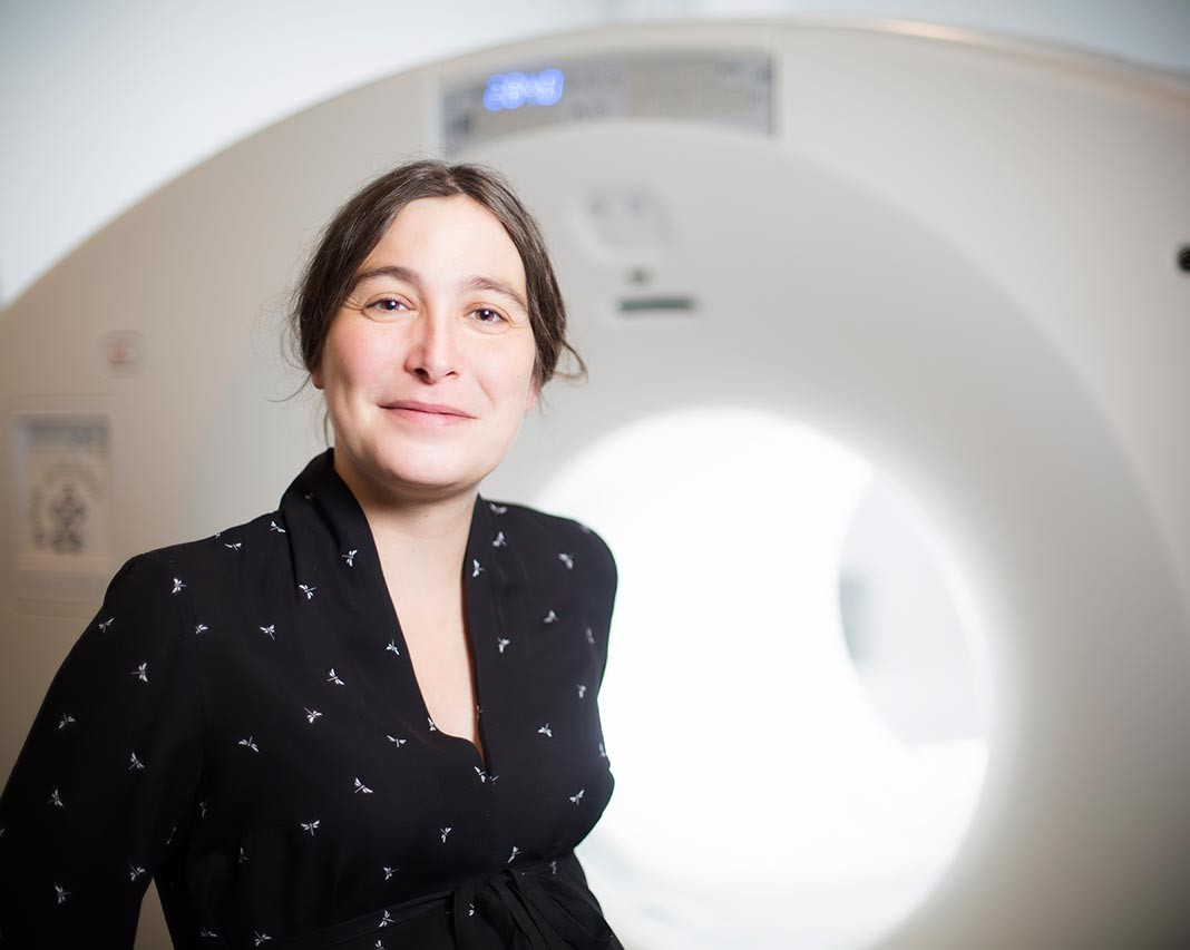Claudine Gauthier named Michal and Renata Hornstein Chair in Cardiovascular Imaging