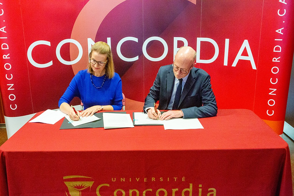 Concordia and the International Political Science Association renew their five-Year agreement